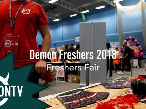 Freshers Fair | Demon Freshers 2018